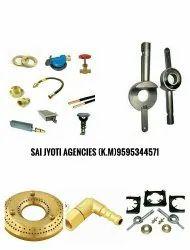 L. P. G Gas Spare Parts