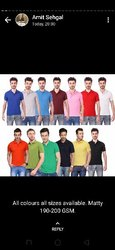 Sfpzone Polyester Sports T Shirts