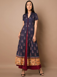Bright Anarkali Kurtis