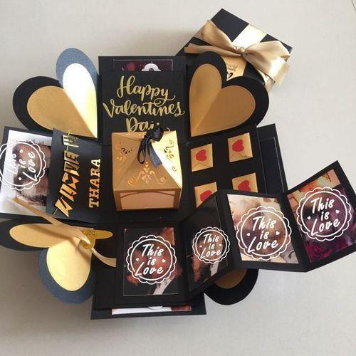 Handmade Explosion Box Personalised Handmade Gifts Kandivali West