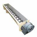 Automatic Mild Steel Horizontal Screw Conveyor