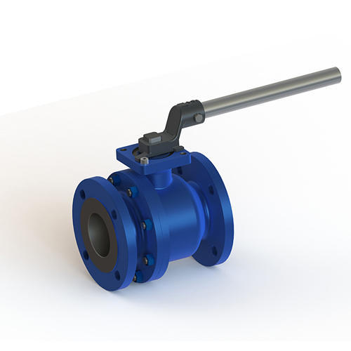 Blue Cavity Filler Ball Valve, Size: 15 Mm To 200mm NB