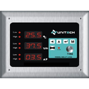 Clean Room Temperature, Humidity & Differential Pressure Monitor Systems
