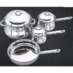 Rajdhani Cookware Set