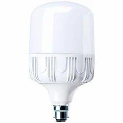 Cool White Ceramic Bajaj LED Bulb, 7W