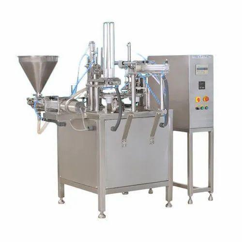 Filling & Sealing Machine For Yogurt - Filling & Sealing