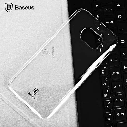 7c76af795d3 Transparent Baseus Silicon Cases