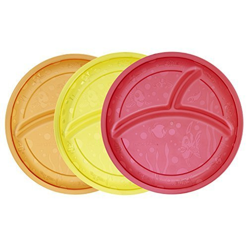 Colored Disposable Partition Plate  sc 1 st  IndiaMART & Colored Disposable Partition Plate at Rs 2.2 /piece   Paper Plate ...