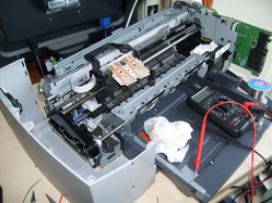 Flex Printing Machine Repairing Services, Pan India
