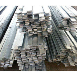 Polished 6M Stainless Steel Flat Bar For Construction Industry, Grade: 201