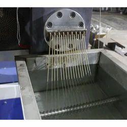 Plastic Extruder - Re Process Plant