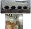 Vegetables Chiller Rooms