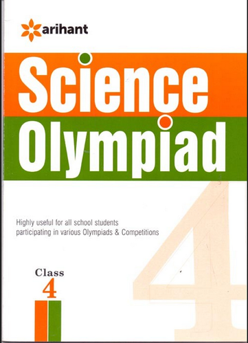 Science Olympiad Class 4 Book