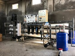 Reverse Osmosis Plant for Wastewater Recycling