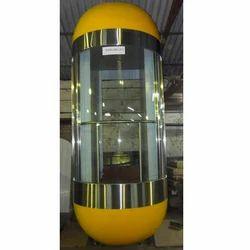 Syscon capsul passanger Elevators
