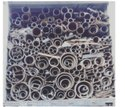 Black Mild Steel Pcd Dise Metal Circle Scrap, For Industrial, Packaging Type: Loose