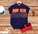 Puma Collar Neck Men T-Shirt