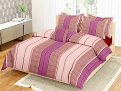 Multi Color Designer Bed Sheet