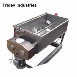 Paddle Mixer Machine