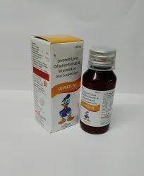 Levocetirizine 2.5 Mg & Montelukast 4 Mg Susp