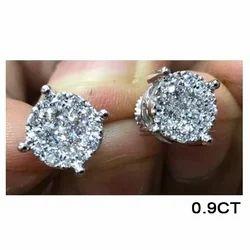 Lab Grown Diamonds Earring