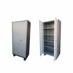 Double Door Stainless Steel Office Cupboard