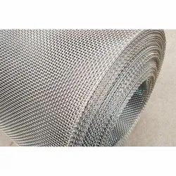 Window Aluminium S S finish  Wire Mesh