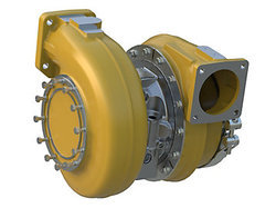 Napier Marine Turbocharger