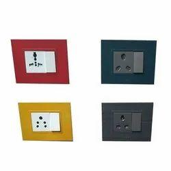 Modular Switch Board With Socket