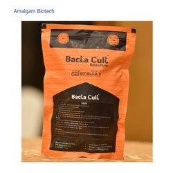 Manufacturing Plant Use Bacta Cult Septic Activator/Bacteria