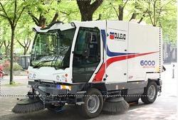 Dulevo 6000 Revolution Municipal Sweeper (GeM Approved)