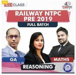Live Class Railway NTPC Pre 2019