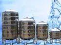 SS 304 2000 Liter Water Storage Tank
