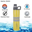 Probott Stainless Steel Double Wall Vacuum Flask Beta Sports Bottle 620ml PB 620-02