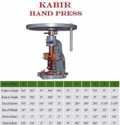 FLY PRESS MACHINE