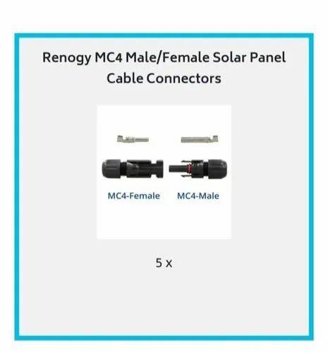 MC 4 Solar Comnnector
