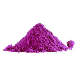 Purple Satin Holi Color