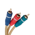 3 RCA -3RCA Component Cable