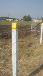 RCC Fencing poles