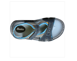 Bata Bubblegummers Blue Sandals For