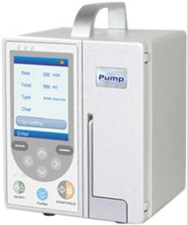 Infusion Pump, Model No:-SP-750