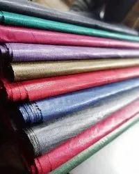 Plain Giccha Silk Fabrics