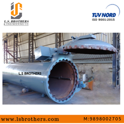 Cement Autoclaves
