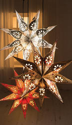 Home Deco & Christmas Star  Printed