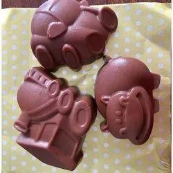 Kids Handmade Chocolate, For Birthday Gifting