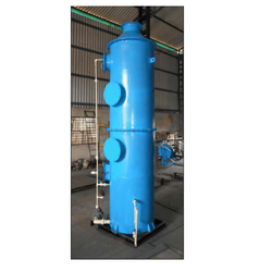 Packed Tower Scrubber