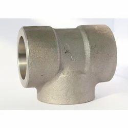 Duplex Steel Socket Weld Tee