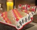 Printed Cotton Bed Sheet