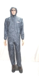 SS & WW Make Men And Women Plain Perfect Raincoat
