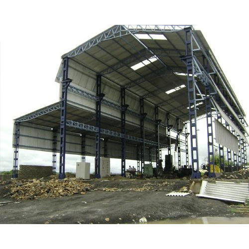 Corridor Roof Design: Industrial Shed And Storage Tank Manufacturer